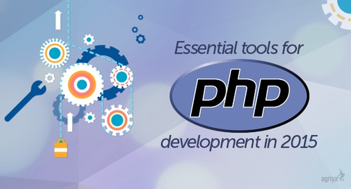 Popular PHP Web Development Tools in 2015