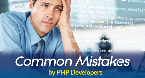 Common Mistakes Made by PHP Web Developers