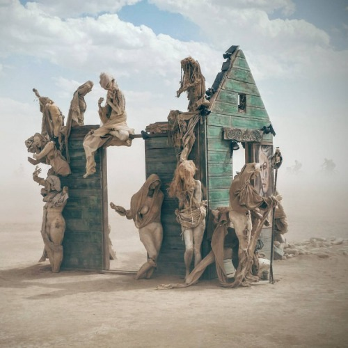 Burning Man 2015 Photo Journal