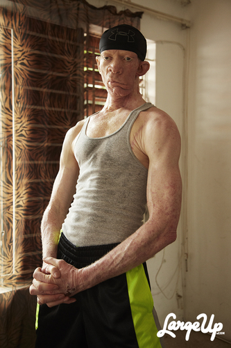 Body By Yellowman: Working Out with the Original King of Dancehall