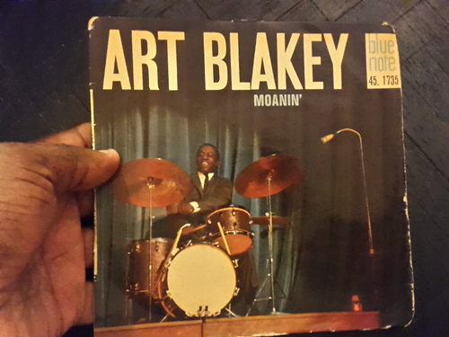 Art Blakey & the Jazz Messengers - Moanin' (Blue Note - 1958)