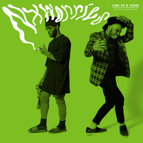 Anderson. Paak & Knxwledge : NXWORRIES – Link UP & Suede [EP]