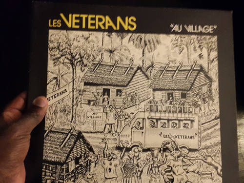 Les Veterans - Au village (Vol 3 - Ebobolo Fia Production 1985)