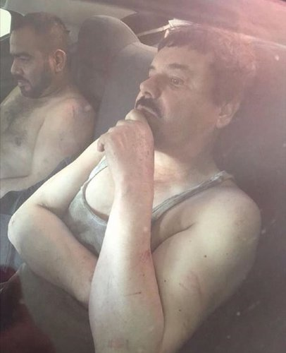 El Chapo is already trying to plan his next escape