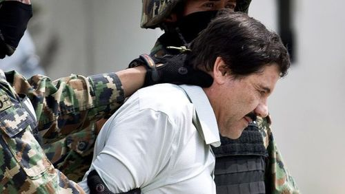 Fugitive Drug Lord El Chapo Re-arrested