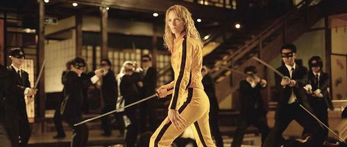 Le film Kill Bill (réécrit du point de vue de François Hollande)
