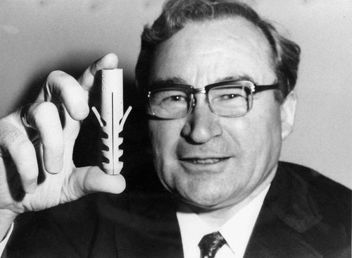 Artur Fischer, Inventor With More Patents Than Edison, Dies at 96 - The New York Times