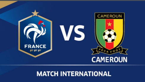 Football : Match Amical France - Cameroun le 30/05/2016 à Nantes