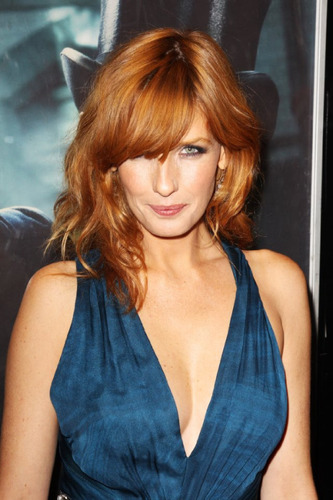 Kelly Reilly is watching me