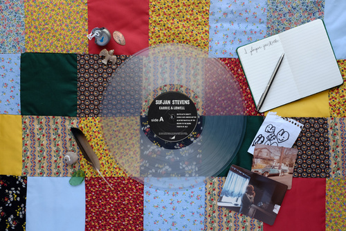 records - CLAY ROSSNER / PHOTOS