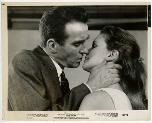 Montgomery Clift et Lee Remick