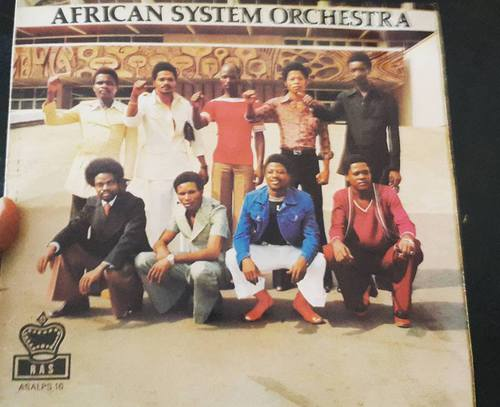 African System Orchestra (RAS 1978)