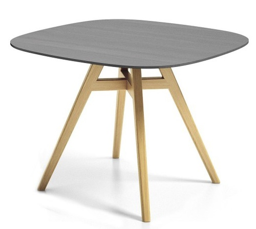 Table de restaurant bois design Emma
