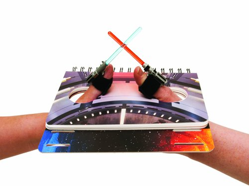 Amazon.fr - Star Wars Lightsaber Thumb Wrestling - Becker & Mayer - Livres