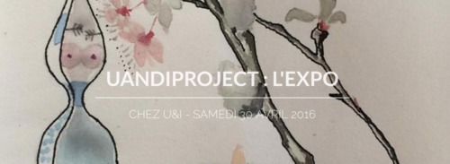 RADIOSHIC et KWEEPER vous recommande l'exposition #UANDIPROJECT