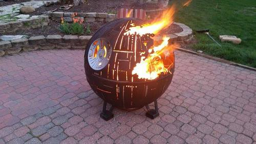 itakon.it - Barbecue ispirati al mondo Marvel/DC/LOTR/Star Wars,...