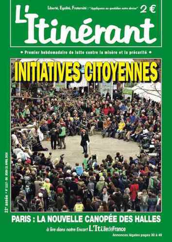 Initiatives citoyennes, L'Iti n°1117
