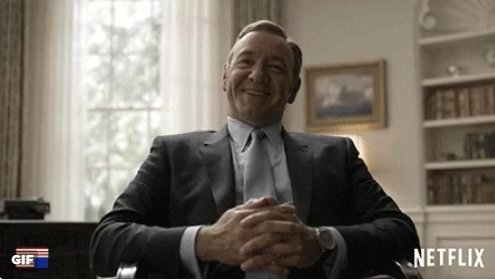 Fanck Underwood de house of cards troll Manuel Valls sur Twitter