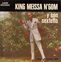 King N'Gom (Senegal) y son sextetto
