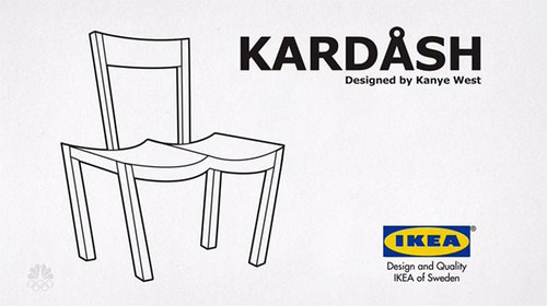 IKEA Trolls Kanye West, And Now Everyone Is Trolling Him With Fake Product Designs | Bored Panda