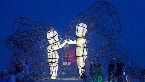 En direct, le Burning Man Festival