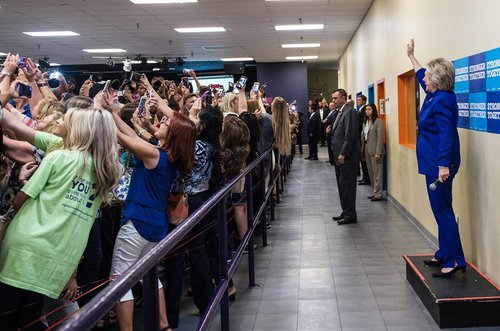 The power of selfies