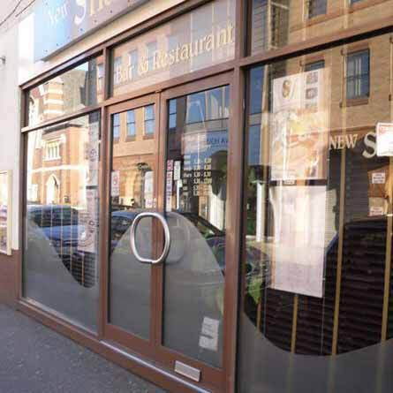 Shop Fronts Fitters London
