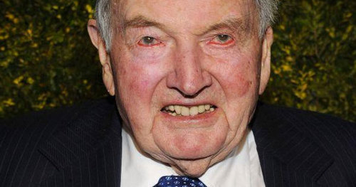 David Rockefeller's Sixth Heart Transplant Successful at Age 99