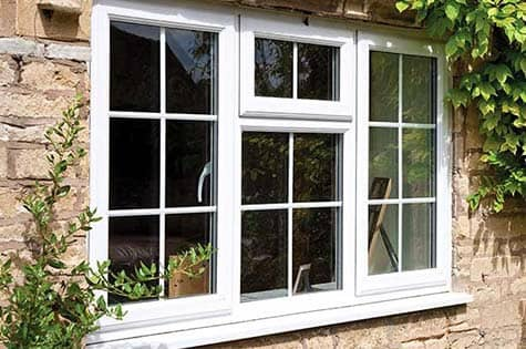 Cost effective manufacturers of UPVC windows in London