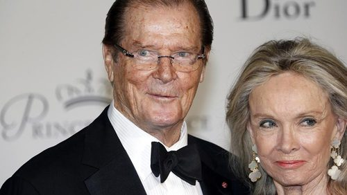 Cinema:  Mort de Roger Moore,  Ancien acteur de James Bond