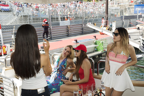 Champagne on the Sidelines: Martin Parr at the Monaco Grand Prix