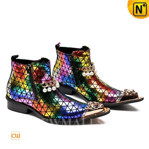 CWMALLS® Billings Pearl Ankle Boots CW707219