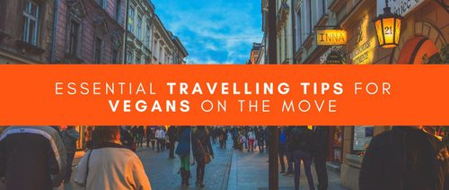 Essential Travelling Tips for Vegans on the Move