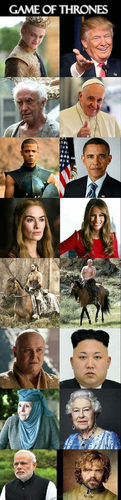 If GOT Characters are Real