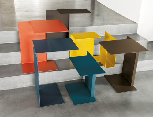 Pallas & Diana Tables by Konstantin Grcic for Classicon