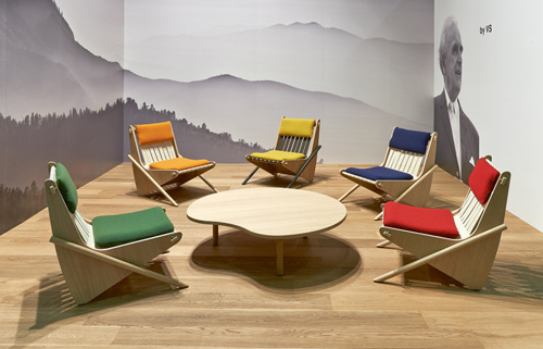 Neutra Furniture Collection by VS