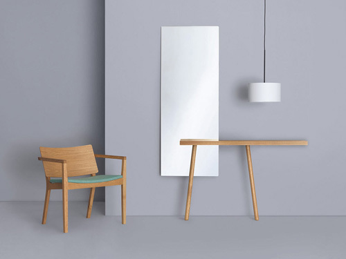 Carla and Carlo Dressing Tables by Florian Schmid