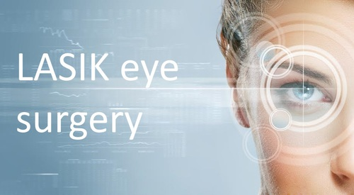 Affordable cost Lasik eye surgery in India