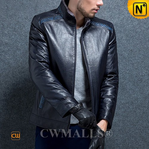 FRENCH Brand   CWMALLS® Paris Shearling Leather Jacket CW890007[Little Ice Age 2018]