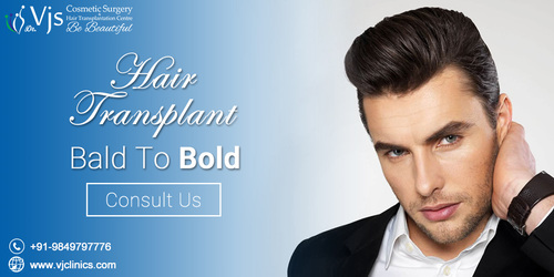 Low Cost Hair Transplant Surgery in India