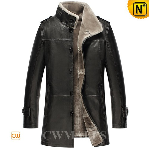USA Brand | CWMALLS® Chicago Shearling Lambskin Coat CW858102[Black Friday DEALS]