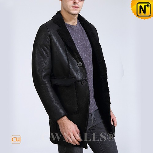 FRENCH Brand | CWMALLS® Paris Classic Winter Sheepskin Coat CW807661[Black Friday DEALS]