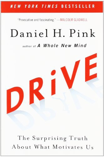 Drive: The Surprising Truth About What Motivates Us