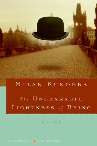 The Unbearable Lightness of Being Book