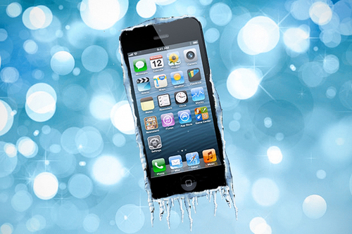 iPhone Tips: What happens to an iPhone when it gets too cold