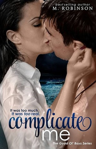 Complicate Me Ebook Poster