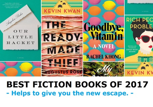 Best Fiction books of 2017