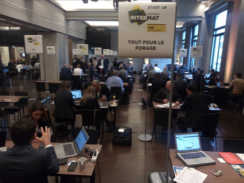 Meet TOUTPOURLEFORAGE at Pre-Intermat 18 & 19 january in paris and ask for a demo !