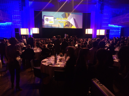 Intermat innovation awards - le dîner