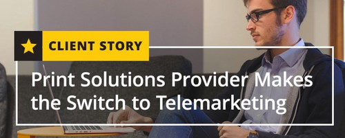Case Study: Multinational Company Switches to Telemarketing, Lowers Cost Per Lead by 60%